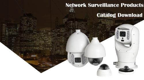 Network Camera Product Catalog