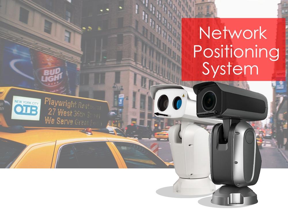 DAHUA Positioning system PTZ Network camera