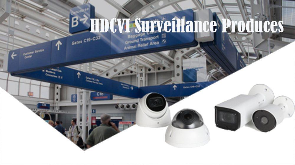 HDCVI Camera products