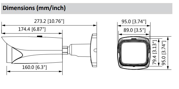 DAHUA DH-IPC-HFW5831E-Z5E