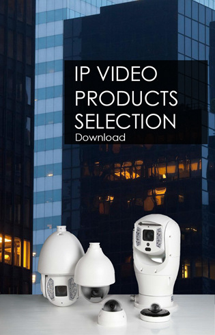 IP VIDEO PRODUCT SELECTION Download