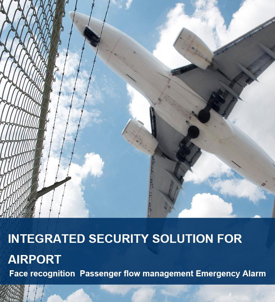 INTEGRATED SECURITY SOLUTION FOR AIRPORT
