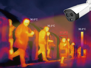 THERMAL BODY TEMPERATURE MONITORING SOLUTION