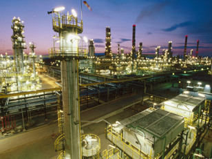 REFINERY PLANT SOLUTION