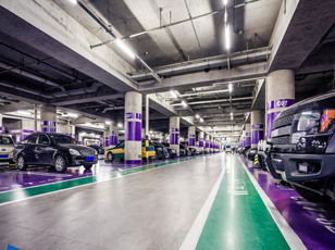 SMART PARKING MANAGEMENT SOLUTION