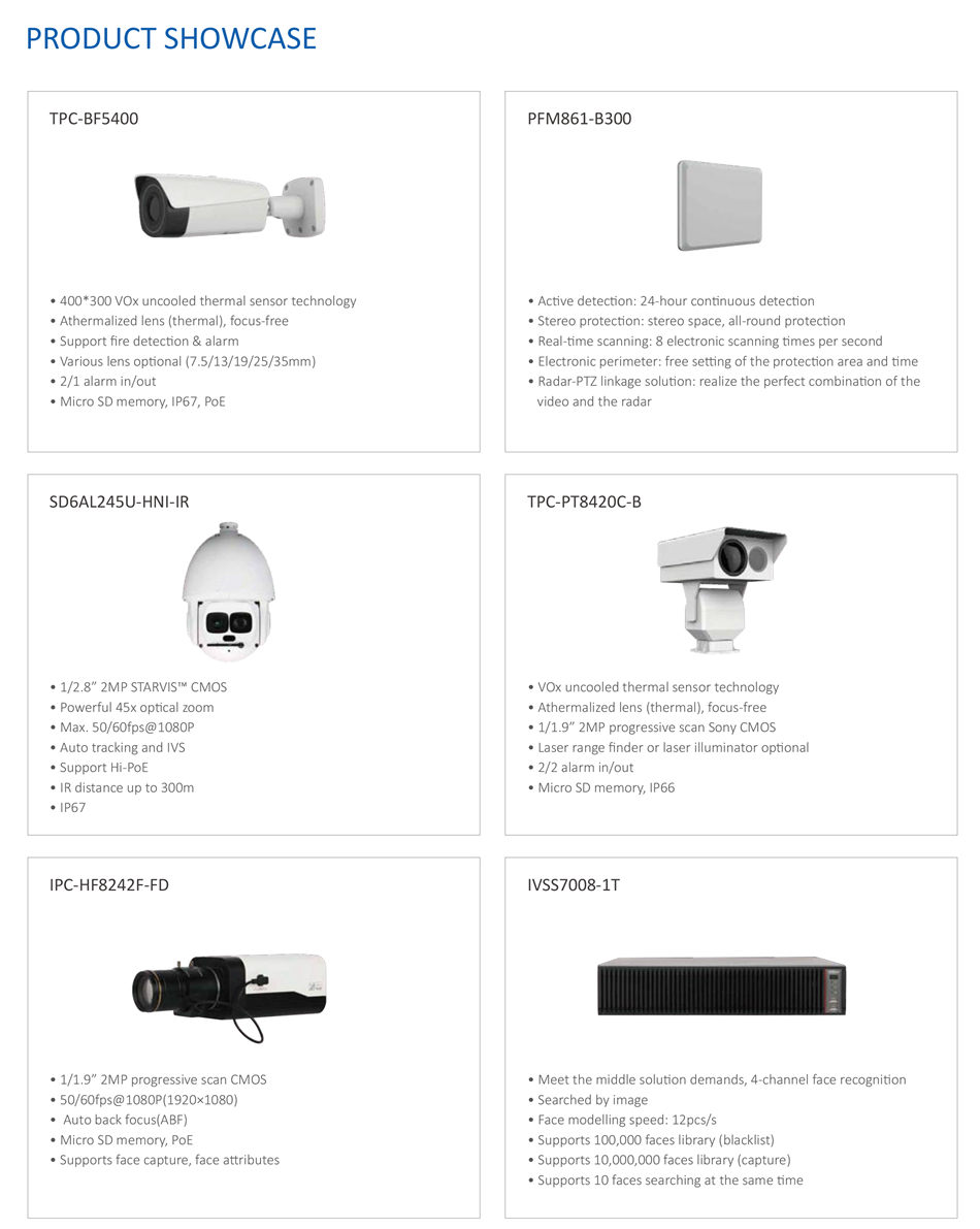 REFINERY PLANT, DEPOT AND OIL TRUCK Video Surveillance and Record • Mobile camera and recorder are specially designed for vehicle  environment, including EIS technology, wide-range working  temperature area E