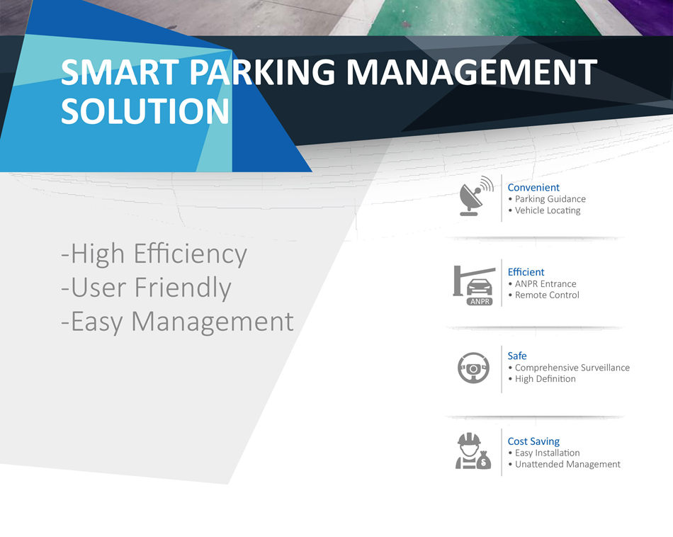 SMART PARKING MANAGEMENT SOLUTION SOLUTION DETAIL