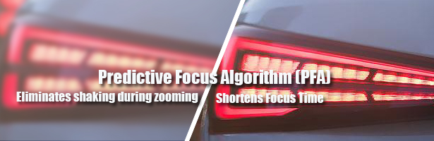 Predictive Focus Algorithm