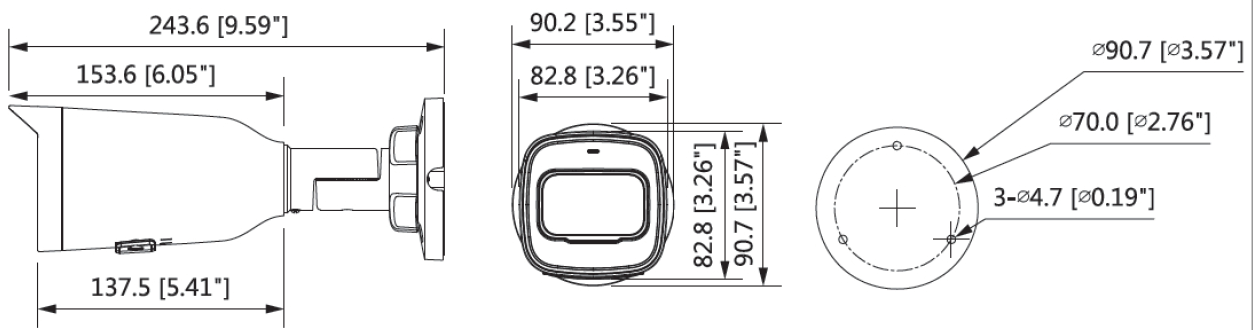 DAHUA DH-IPC-B2B40-ZS